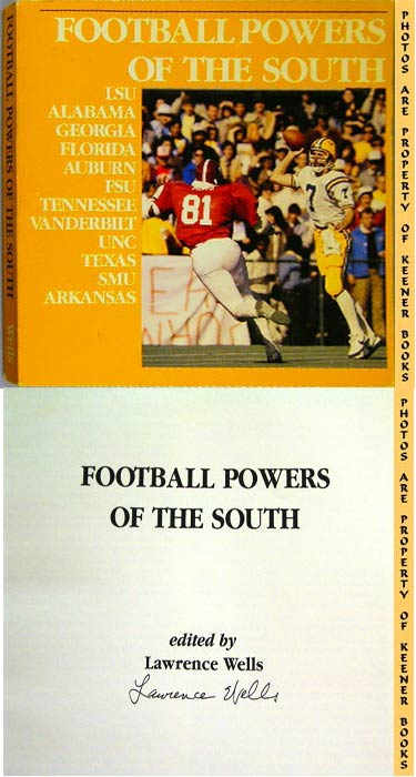 Image for Football Powers Of The South: Louisiana State University Fighting Tigers (LSU)