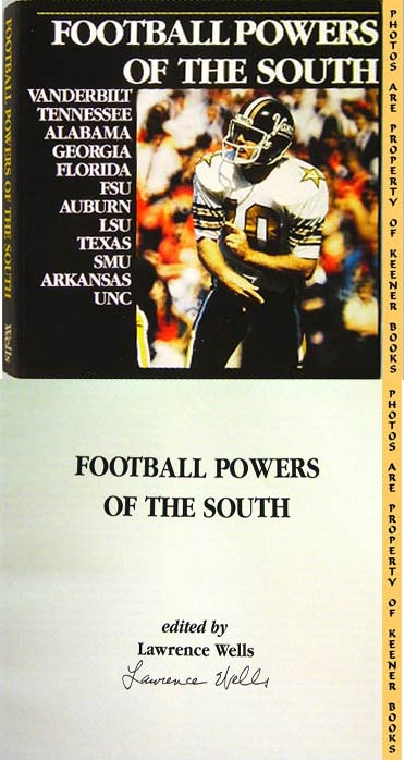 Image for Football Powers Of The South: Vanderbilt University Commodores