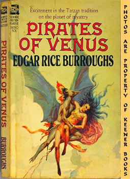 Image for Pirates Of Venus (Excitement In The Tarzan Tradition On The Planet Of Mystery -- Ace SF Classic 66500)