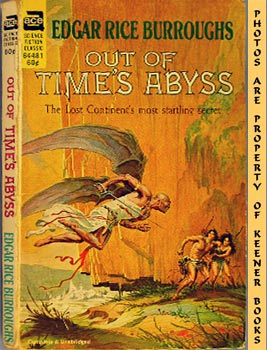 Image for Out Of Time's Abyss (The Lost Continent's Most Startling Secret -- Ace SF Classic 64481)