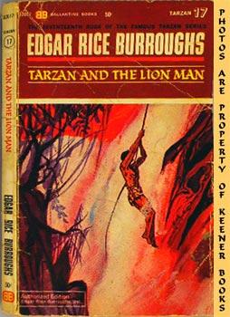Image for Tarzan And The Lion Man (Ballantine U2017, #17)