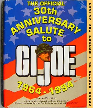 Image for The Official 30th Anniversary Salute To GI Joe 1964-1994