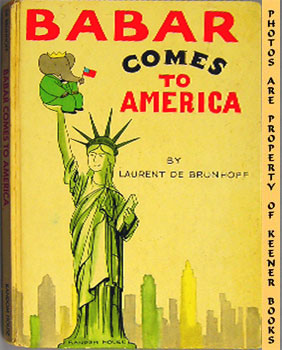 Image for Babar Comes To America