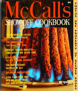 Image for McCall's Show-Off Cookbook, M14: McCall's Cookbook Collection Series