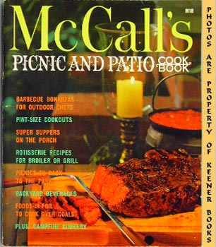 Image for McCall's Picnic And Patio Cookbook, M18: McCall's Cookbook Collection Series