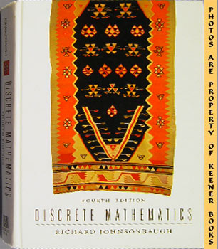 Image for Discrete Mathematics (Fourth - 4th - Edition)