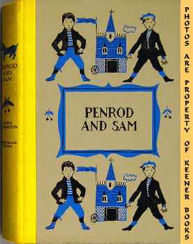 Image for Penrod And Sam: Junior Deluxe Editions Series