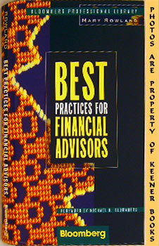 Image for Best Practices For Financial Advisors: Bloomberg Professional Library Series