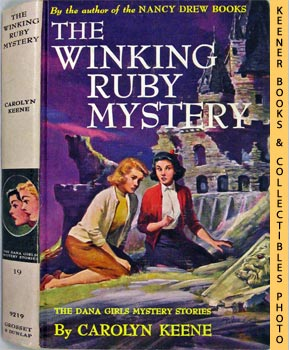 Image for The Winking Ruby Mystery: The Dana Girls Mystery Stories Series
