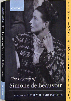 Image for The Legacy Of Simone De Beauvoir