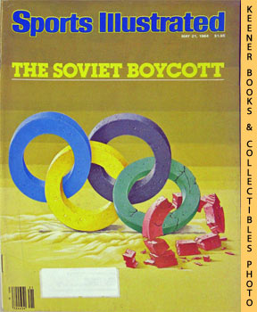 Image for Sports Illustrated Magazine, May 21, 1984 (Vol 60, No. 20) : The Soviet Boycott