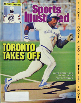 Image for Sports Illustrated Magazine, October 5, 1987 (Vol 67, No. 15) : Toronto Takes Off - Lloyd Moseby And The Jays Roar Past The Tigers