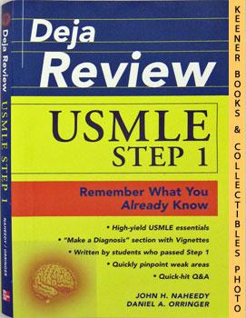 Image for Deja Review - USMLE Step 1 Essentials