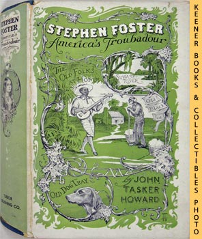 Image for Stephen Foster, America's Troubadour