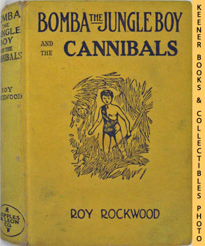 Image for Bomba The Jungle Boy And The Cannibals (Or Winning Against Native Dangers)