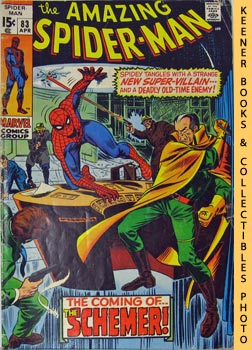 Image for Marvel The Amazing Spider-Man: The Schemer! -- Vol. 1 No. 83 April 1970