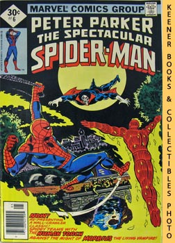 Image for Peter Parker The Spectacular Spider-Man: The Power To Purge! -- Vol. 1 No. 6, May 1977