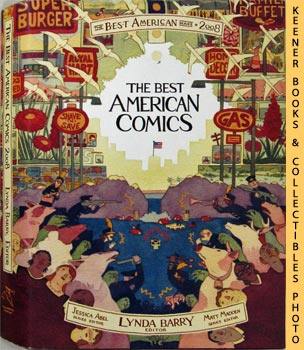 Image for The Best American Comics 2008