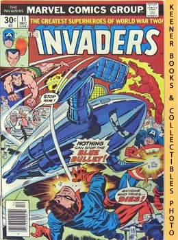 Image for The Invaders: Night Of The Blue Bullet! -- Vol. 1 No. 11, December 1976