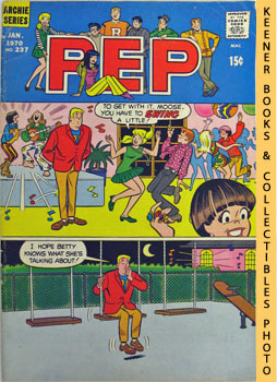 Image for PEP - Archie Series: No. 237, January 1970