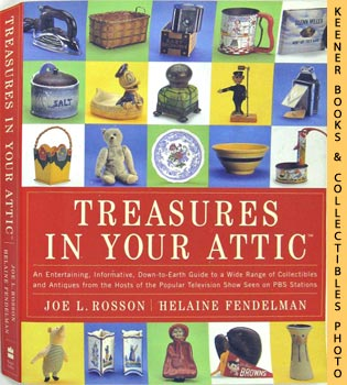 Image for Treasures In Your Attic
