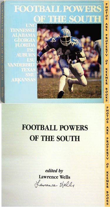 Image for Football Powers Of The South: University Of North Carolina Tar Heels (UNC)
