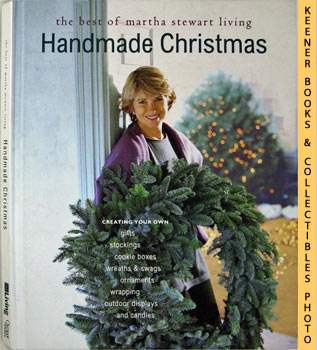 Image for Handmade Christmas: The Best Of Martha Stewart Living