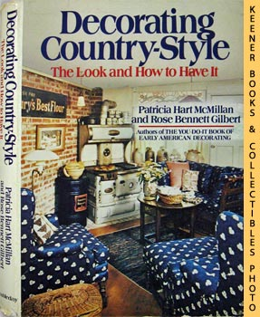 Image for Decorating Country-Style : The Look And How To Have It