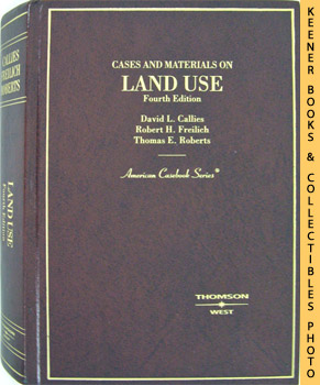 Image for Cases And Materials On Land Use: American Casebook Series