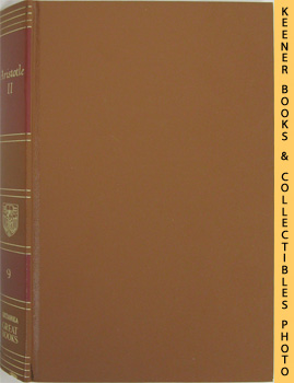 Image for Great Books of the Western World, Vol. 9: Aristotle II (The Works Of Aristotle, Volume II): Great Books Of The Western World Collection Series