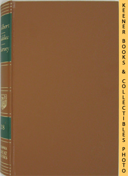 Image for Gilbert * Galileo * Harvey: Great Books Of The Western World Collection Series