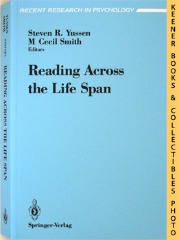 Image for Reading Across The Life Span: Recent Research in Psychology Series