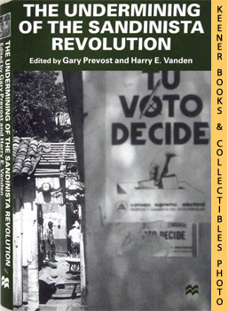 Image for The Undermining Of The Sandinista Revolution