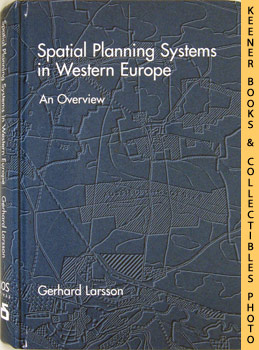 Image for Spatial Planning Systems In Western Europe (An Overview)