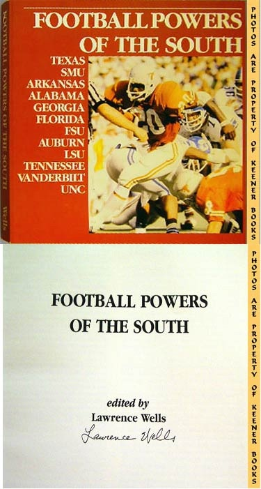 Image for Football Powers Of The South: University Of Texas Longhorns (UT)