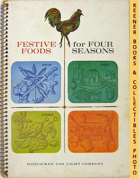Image for Festive Foods For Four Seasons - 1964 Book