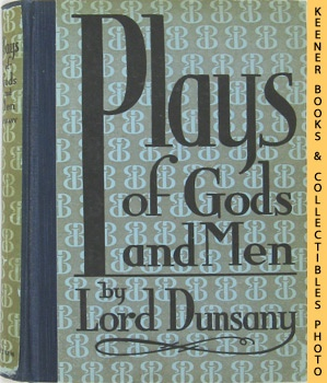 Image for Plays Of Gods And Men