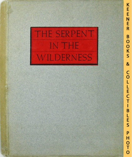 Image for The Serpent In The Wilderness