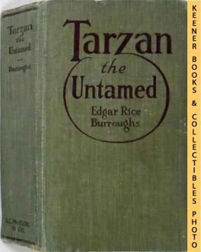 Image for Tarzan The Untamed