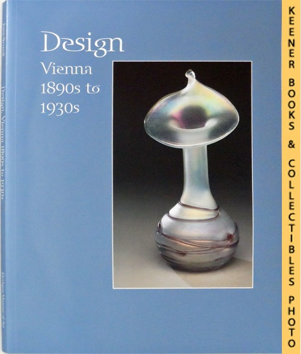 Image for Design Vienna 1890s - 1930s