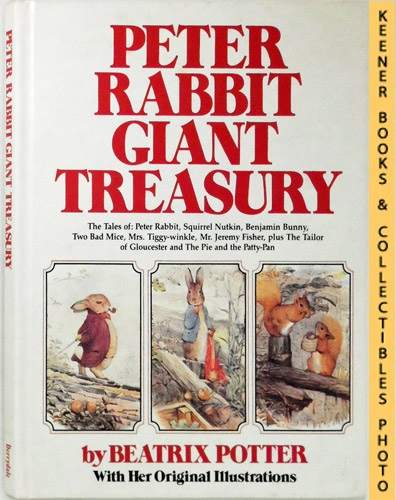 Image for Peter Rabbit Giant Treasury