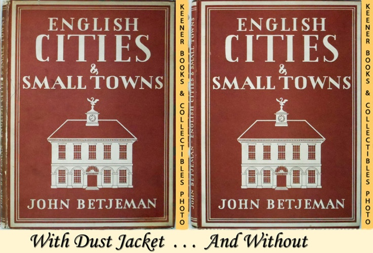 Image for English Cities And Small Towns : Britain In Pictures - The British People In Pictures