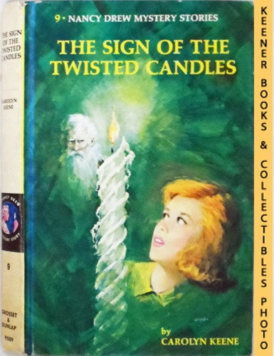 Image for The Sign Of The Twisted Candles: Nancy Drew Mystery Stories Series