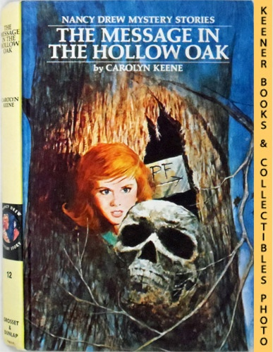 Image for The Message In The Hollow Oak: Nancy Drew Mystery Stories Series