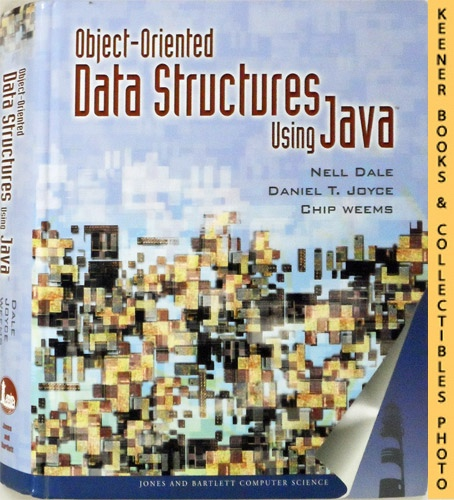 Image for Object-Oriented Data Structures Using Java