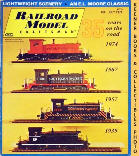 Image for Railroad Model Craftsman Magazine, July 1974 (Vol. 43, No. 2)