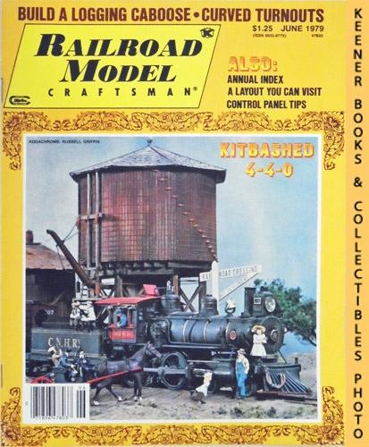 Image for Railroad Model Craftsman Magazine, June 1979 (Vol. 48, No. 1)