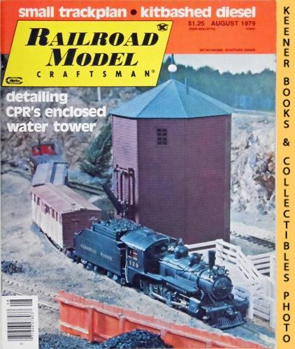 Image for Railroad Model Craftsman Magazine, August 1979 (Vol. 48, No. 3)