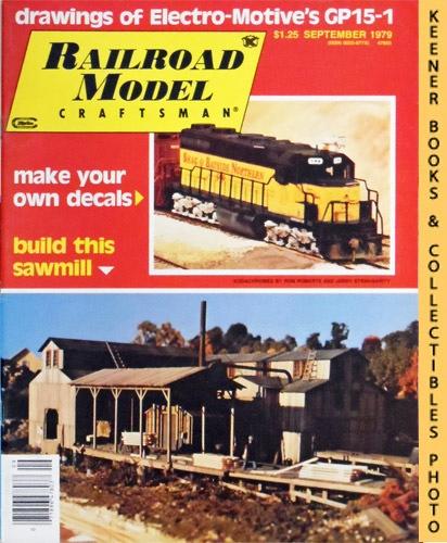 Image for Railroad Model Craftsman Magazine, September 1979 (Vol. 48, No. 4)