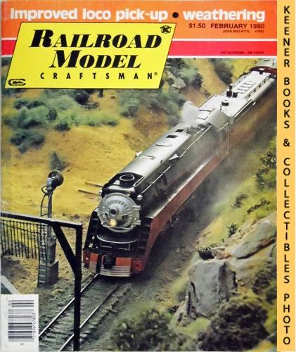 Image for Railroad Model Craftsman Magazine, February 1980 (Vol. 48, No. 9)